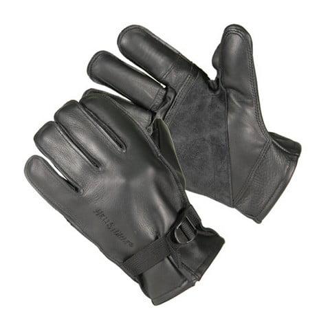 Image of Blackhawk 8053SMBK Men's Black HellStorm Strike Force HD Fast Rope Gloves - S