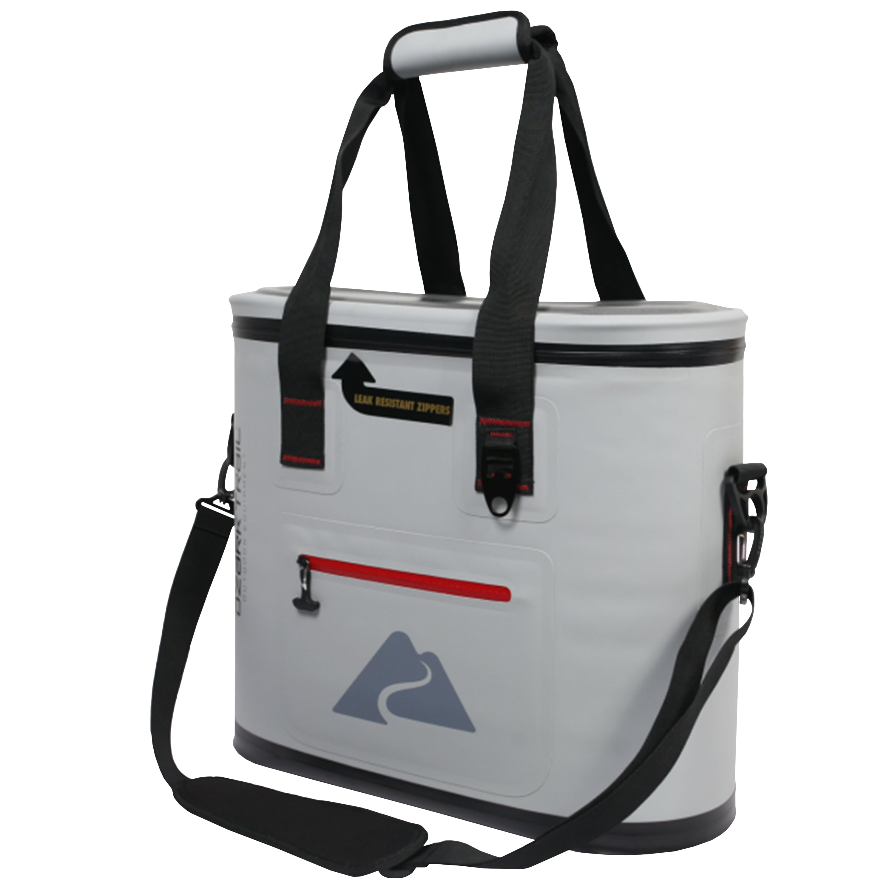 Ozark Trail 30 Can Leaktight Cooler With Heat Welded Body