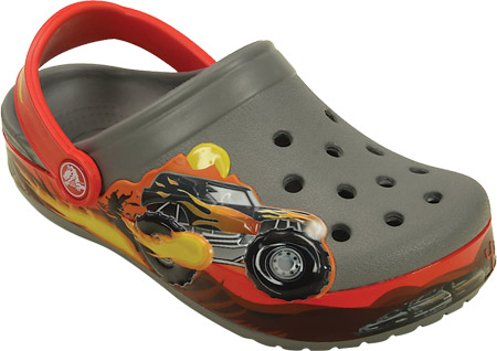 Boys' Crocs Crocband Monster Truck Clog Kids by