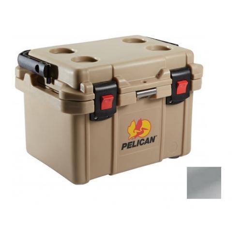 Pelican 20 Quart Cooler, Grey