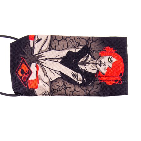 Wicked Sports Paintball Barrel Cover / Sock - Pinup Zombie - Black Shirt](Halloween Zombie Paintball Washington)