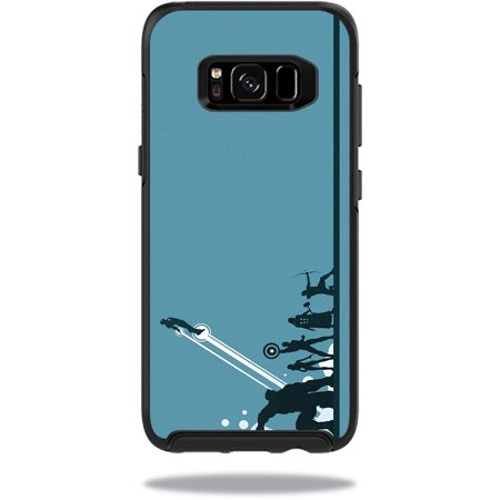Skin For OtterBox Symmetry Samsung Galaxy S8 Case – Super Squad | MightySkins Protective, Durable, and Unique Vinyl Decal wrap cover | Easy To Apply, Remove, and Change Styles | Made in the