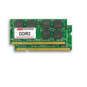 6GB Kit for Apple MacBook Pro Core 2 Duo Early 2008 4,1 DDR2-667 PC2 5300 200 Pin SODIMM's 667 Pc2 5300 Dual Channel