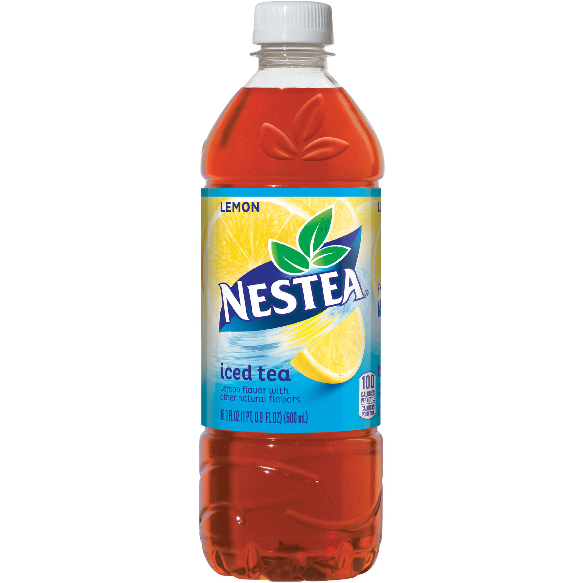 Nestea Lemon Iced Tea, 16.9 fl oz, 24 pack