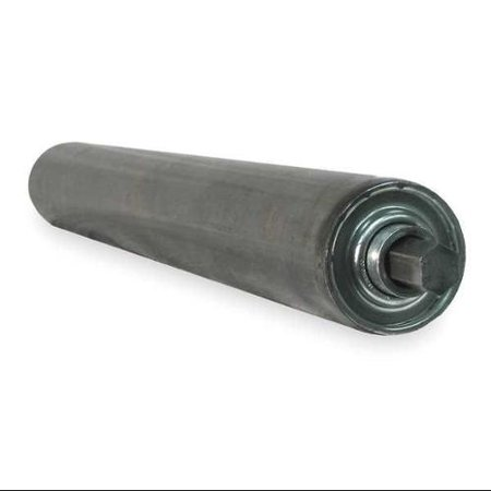 Ashland Conveyor Ws09 Replacement Roller  Dia 2 1 2 In  Bf 9 In