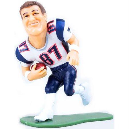 McFarlane NFL Small Pros Series 2 Rob Gronkowski Mini Figure [White Jersey]