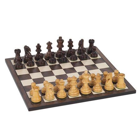 WE Games Rosewood Staunton Chess