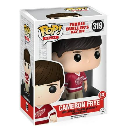 Funko 9662 POP Movie Ferris Bueller Cameron Frye Figure (Ferris Bueller Halloween)