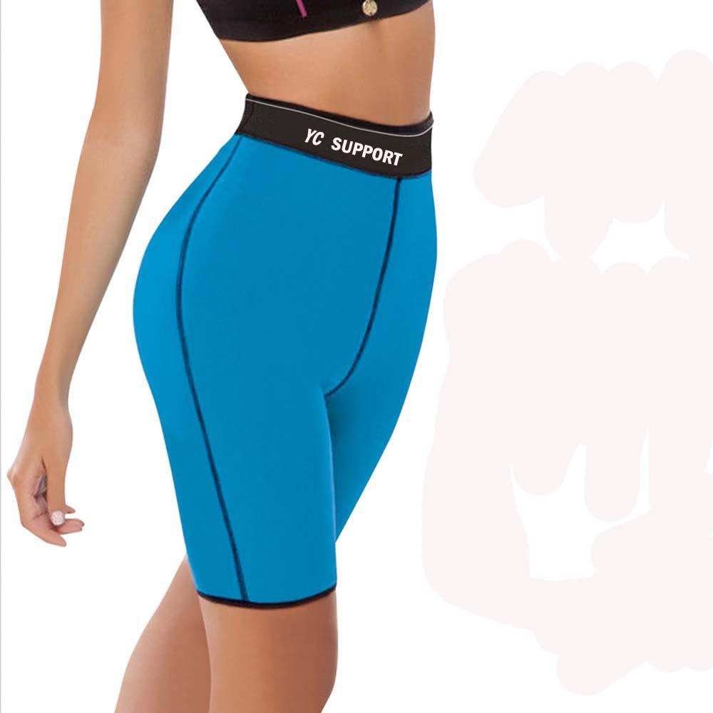 Slimming Pants Weight Loss Hot Thermo Sweat Neoprene Body ...