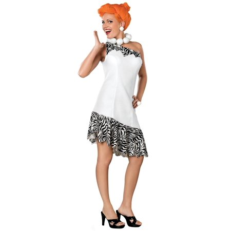 Plus Size Wilma Flintstone Halloween Costume