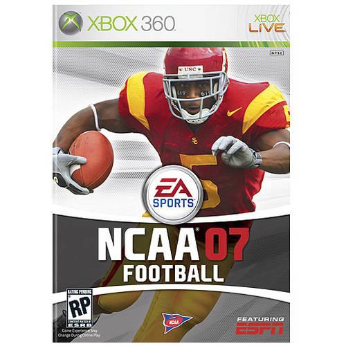 NCAA 07 Football  (Xbox 360) - Pre-Owned