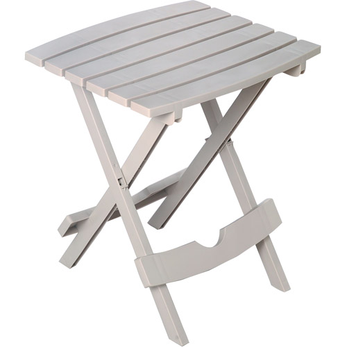 Ozark Trail Quik-Fold Side Table, Desert Clay