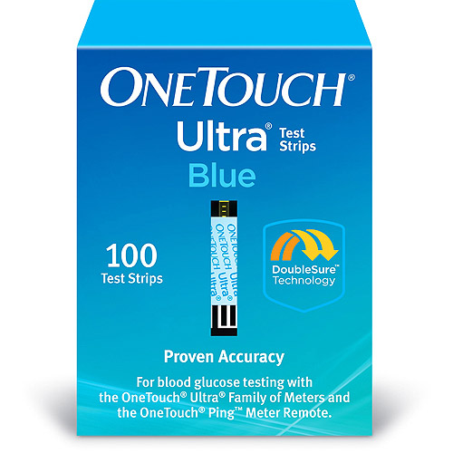 One Touch Ultra Test Strip 100's