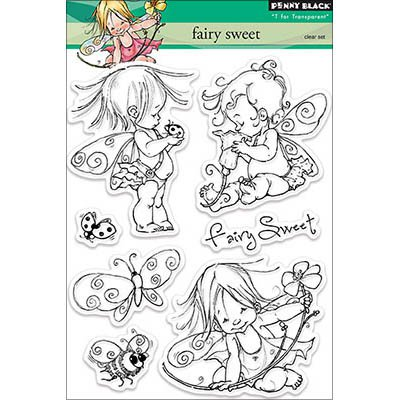 "Penny Black Clear Stamps 5""X7"" - image 1 of 1"