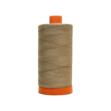 Aurifil Ctn Thread Mako 50wt 1300m Linen