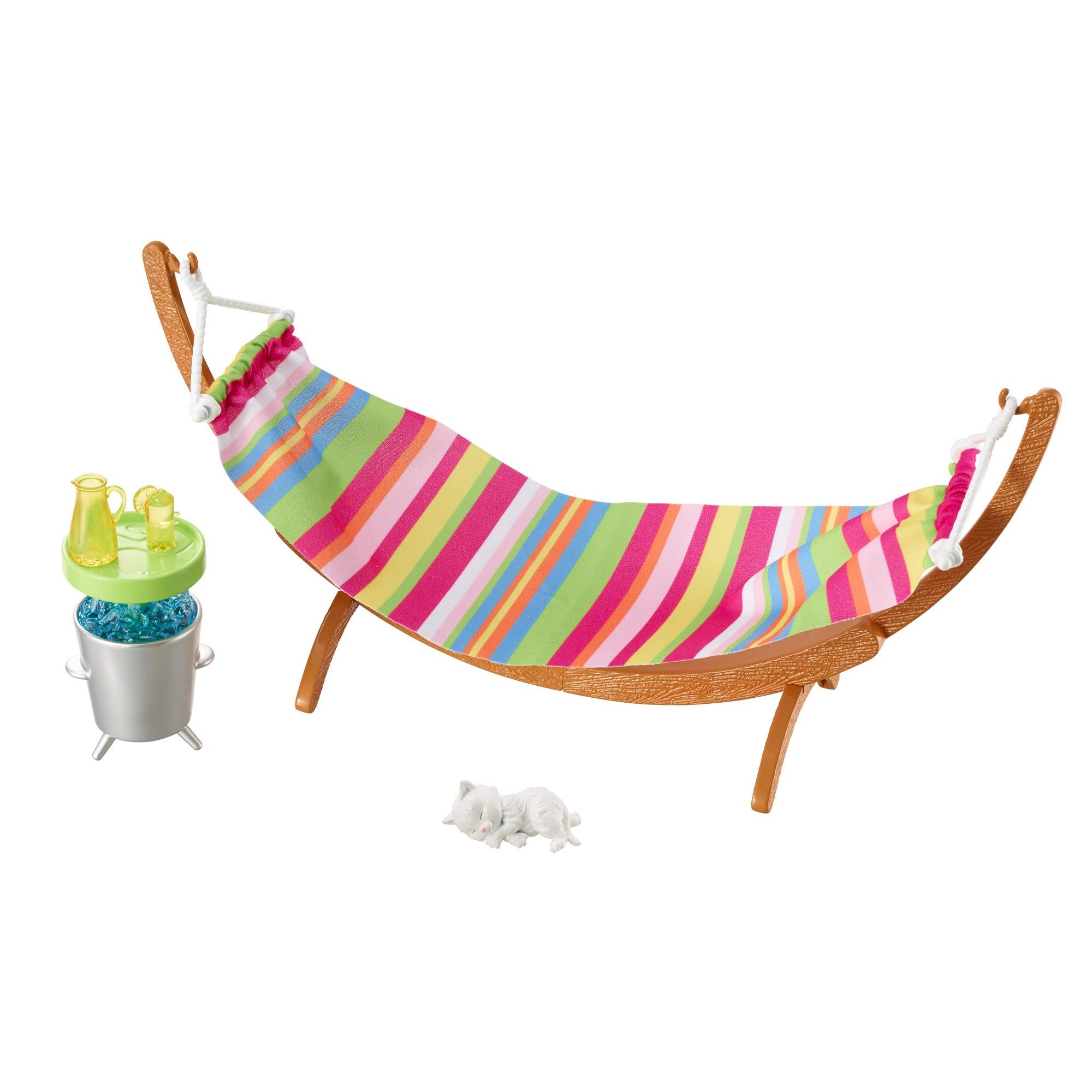 Barbie Hammock Accessory Set by MATTEL INC.