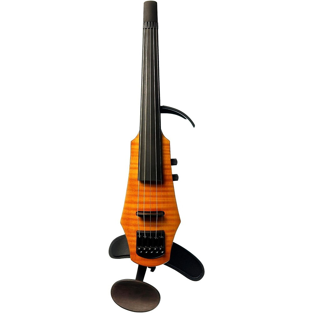 NS Design WAV 5 5-String Electric Violin Amber Burst by NS Design