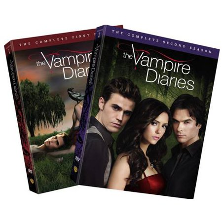 The Vampire Diaries  The Complete First And Second Seasons