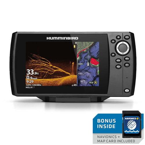 Humminbird 410940-1NAV HELIX 7 CHIRP Mega DI Fishfinder / GPS Combo G3