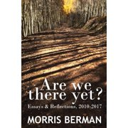 Are We There Yet? (Paperback)