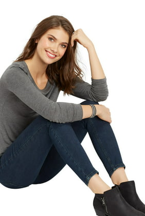 DenimFlex TM High Rise Dark Wash Jegging
