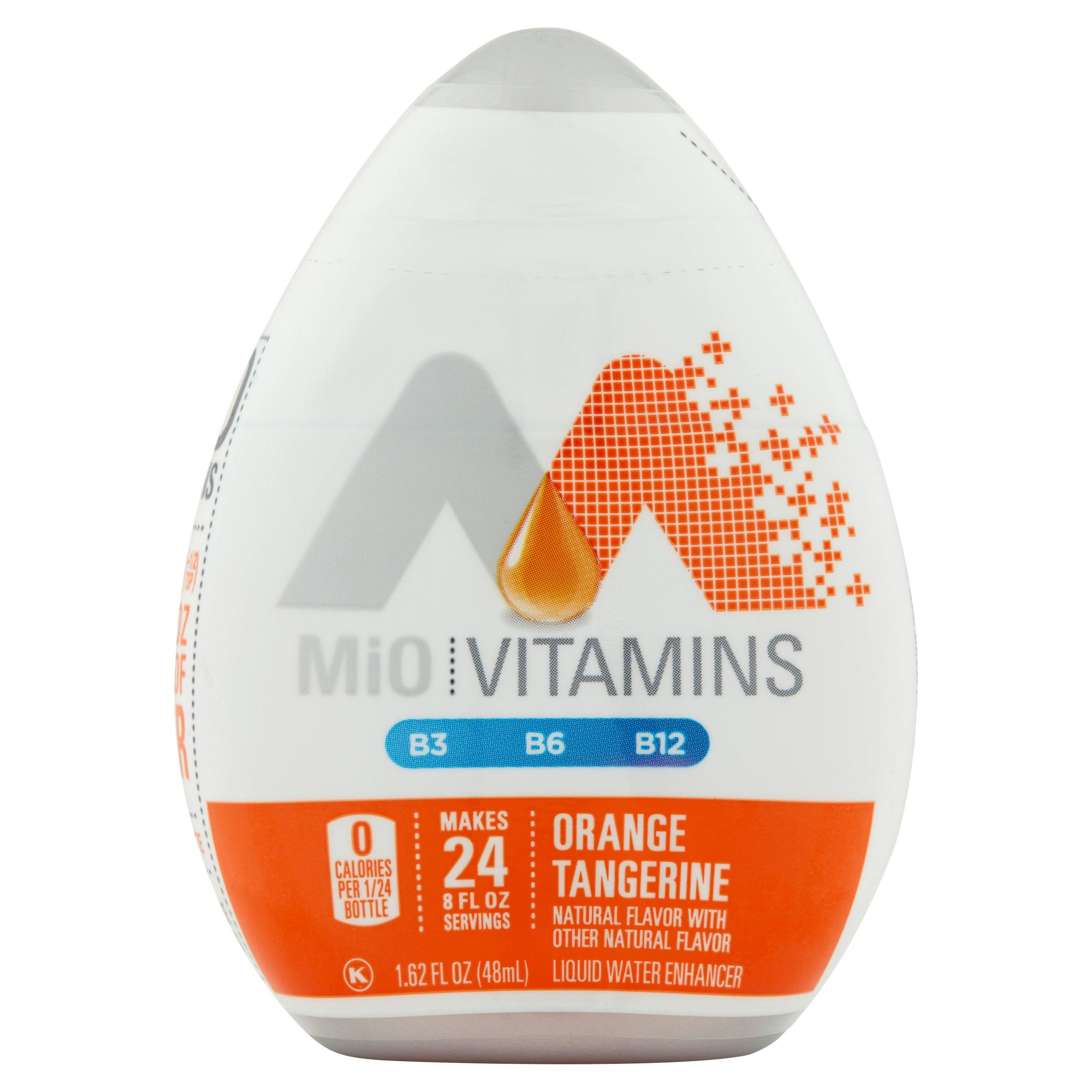 MiO Orange Tangerine Liquid Water Enhancer, 1.62 oz