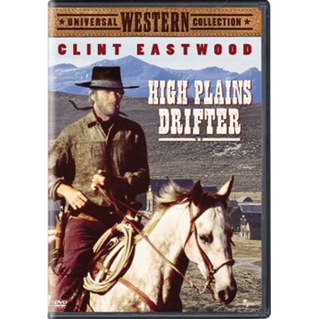 High Plains Drifter (DVD) (The White Plains Mall)
