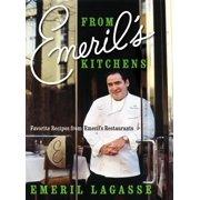From Emeril's Kitchens: Favorite Recipes from Emeril's Restaurants (Hardcover)