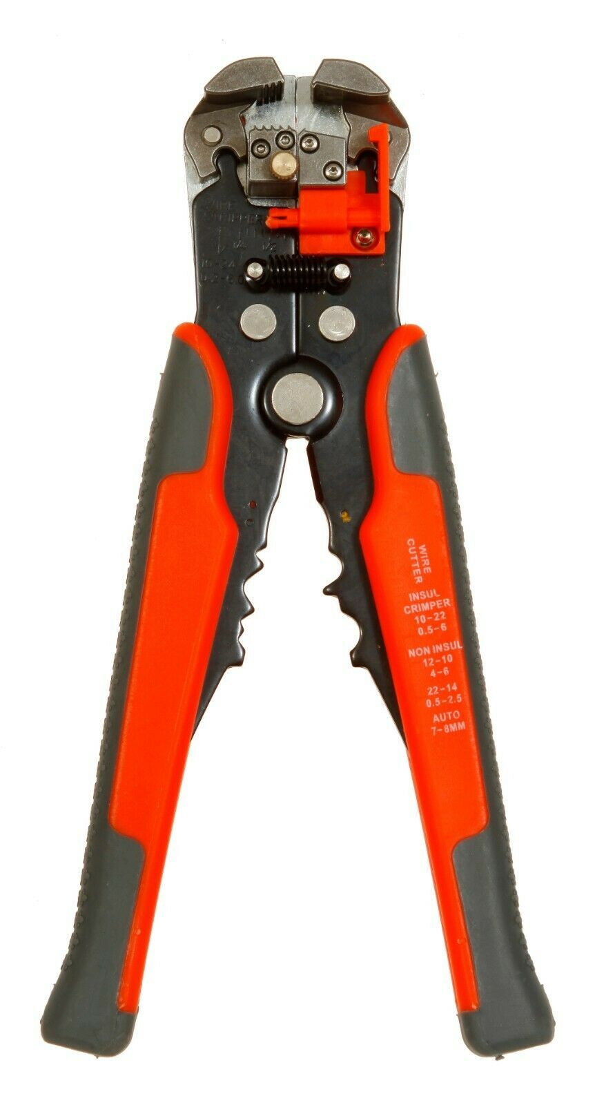 Details about  /Electric Wire Crimping Tool Multi-Tool Insulated Stripper Cutter Crimper Pliers
