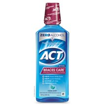 Mouthwash: ACT Braces