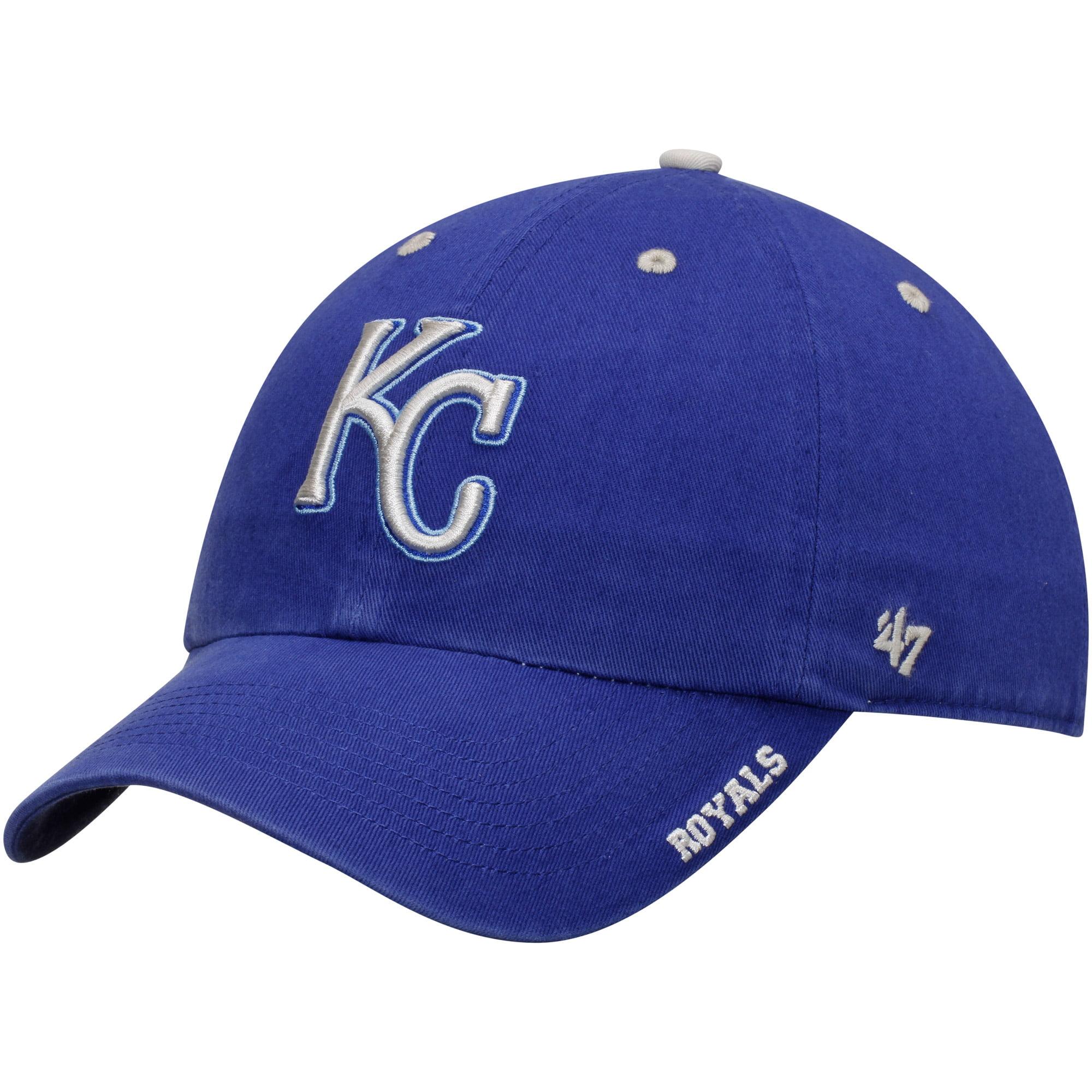Kansas City Royals '47 Ice Clean Up Adjustable Hat - Royal - OSFA