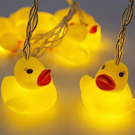 Indoor Outdoor 4 9 Ft Duck Cute Animal Ornaments Battery