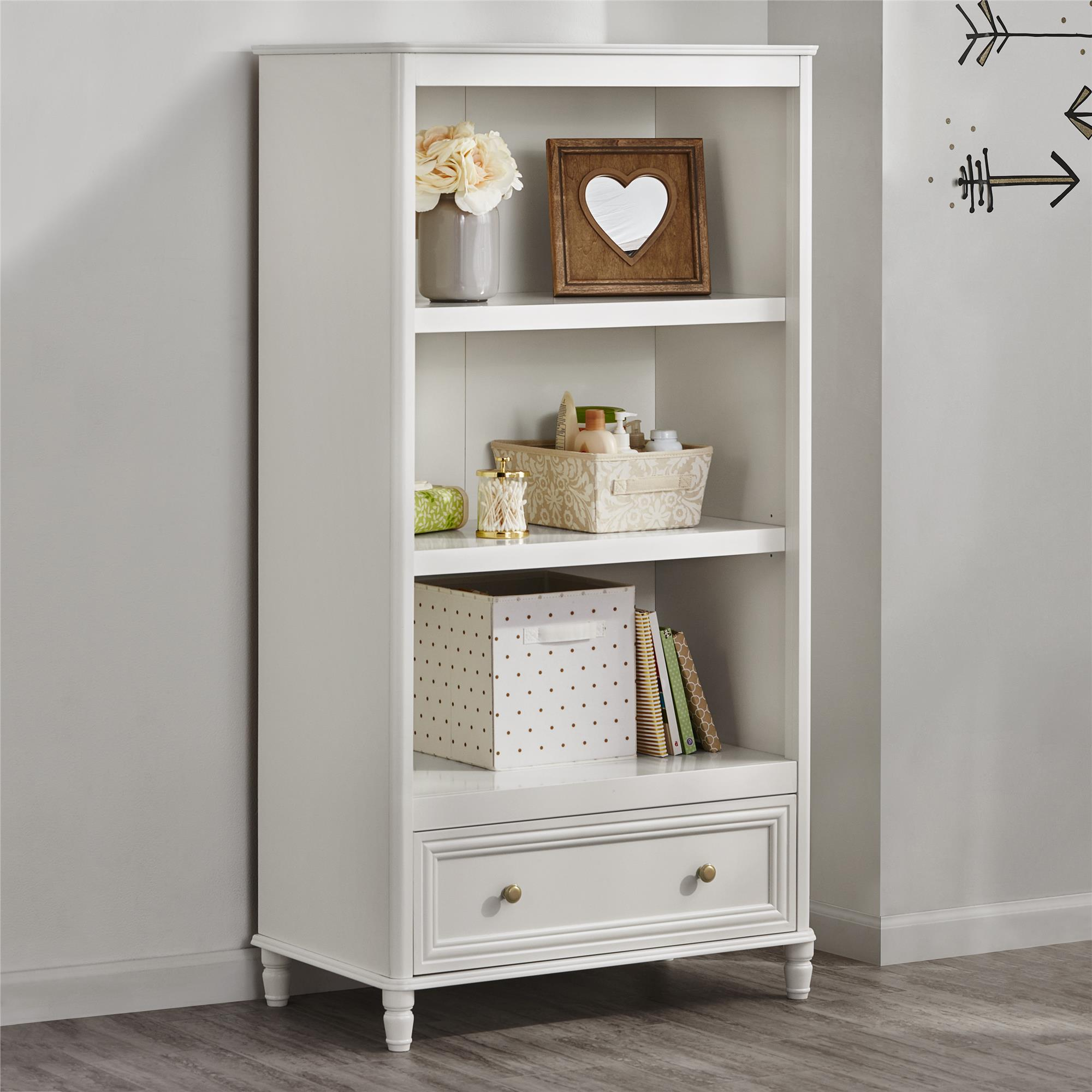 Little Seeds Piper Bookcase, Multiple Colors