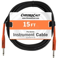 ChromaCast Pro Series Instrument Cable, Straight-Straight