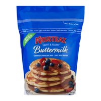 Krusteaz Complete Buttermilk Pancake Mix, 10 lbs Family Size Bag