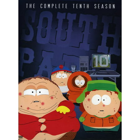 South Park: The Complete Tenth Season (DVD)](South Park Episodes Halloween)