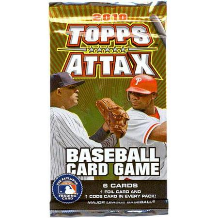 MLB 2010 MLB Topps Attax Booster