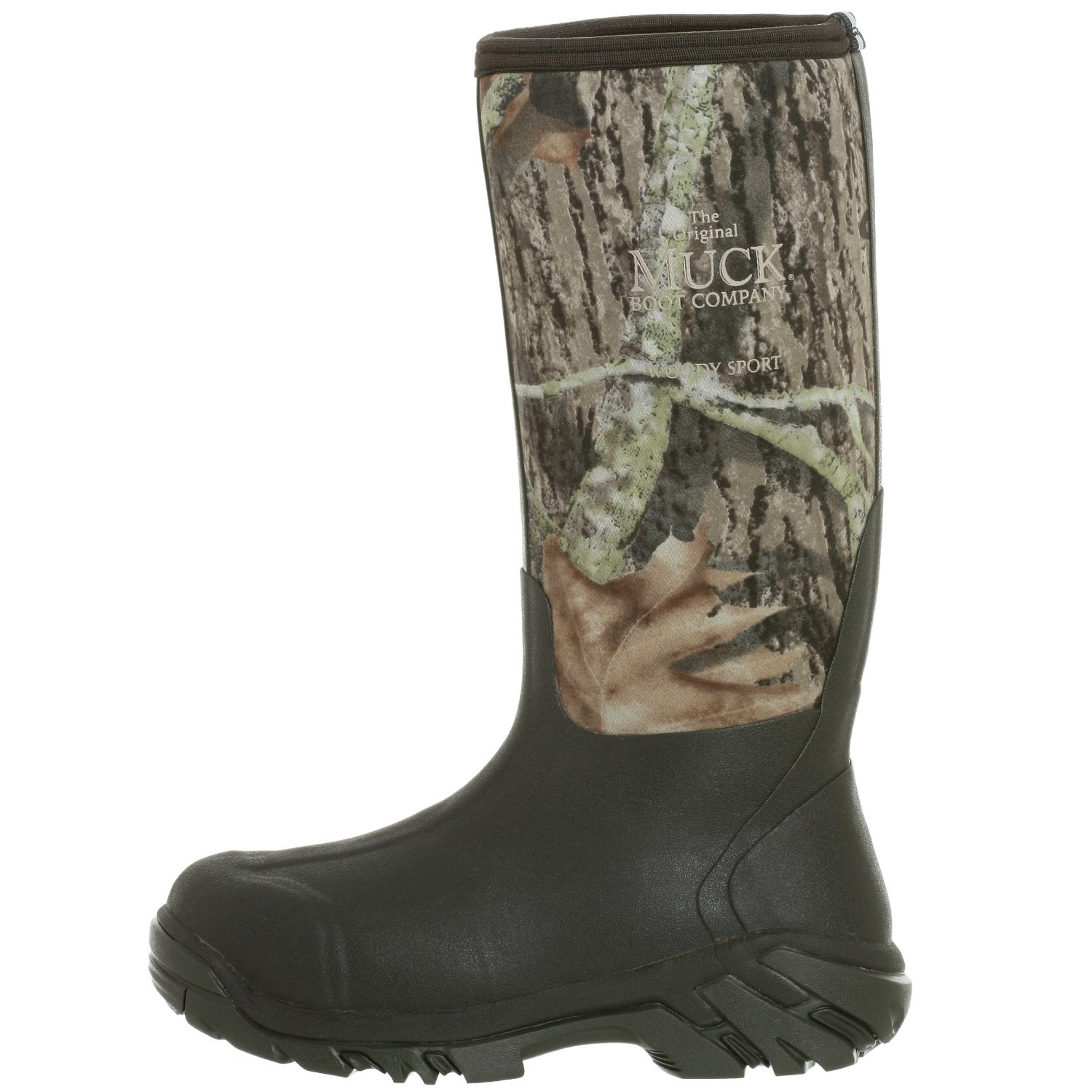 Muck Woody Sport Boot Camo Men's 9 Women's 10 WDS-9