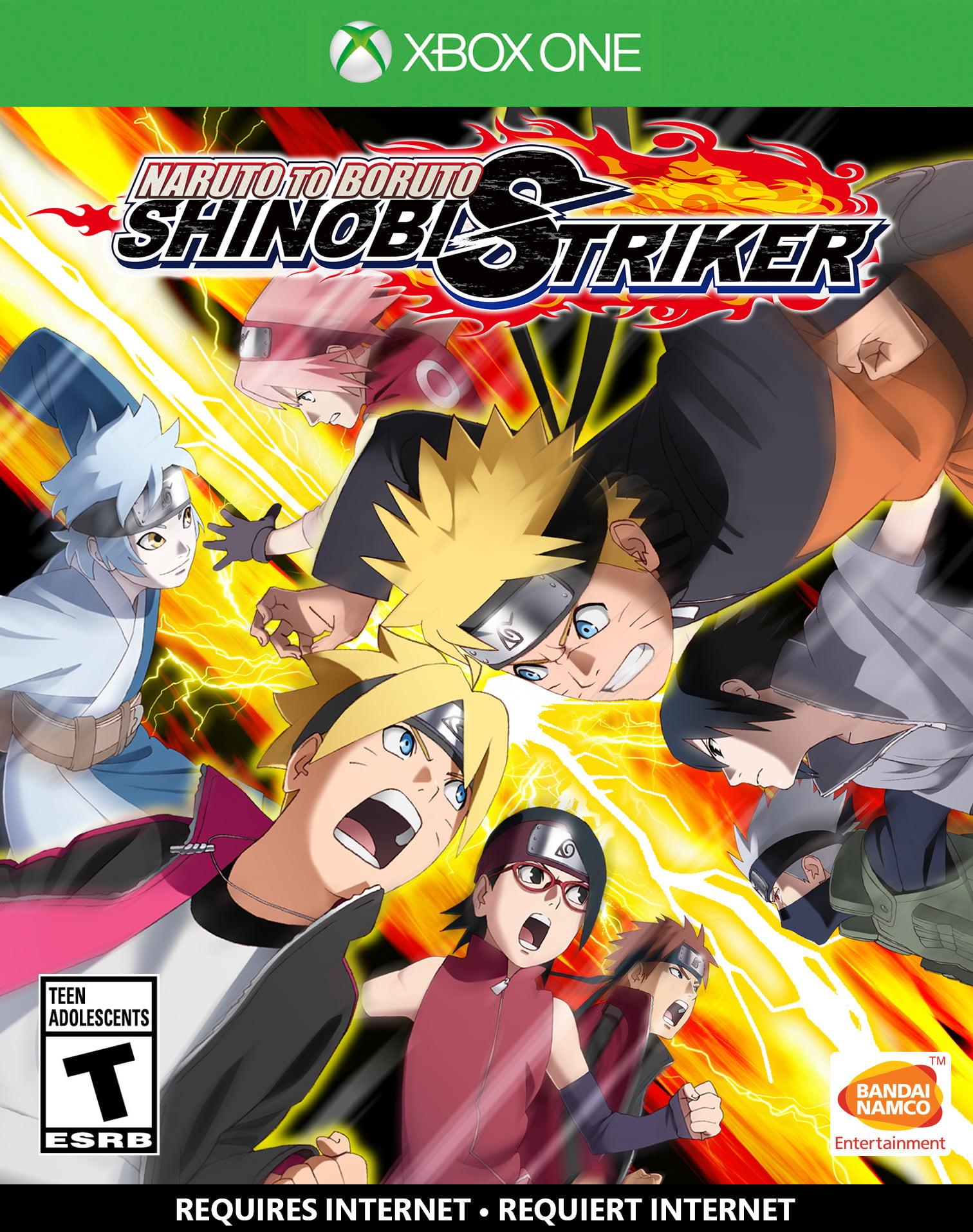Naruto to Boruto Shinobi Striker, Bandai/Namco, Xbox One, 722674220743