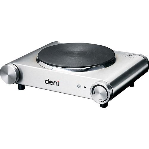 Deni Table Top Burner - Single Plate
