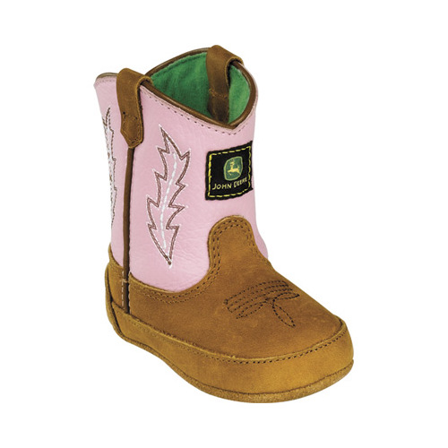 Infant Girls' John Deere Boots Wellington 0185 by John Deere
