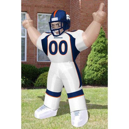 NFL - Denver Broncos Tiny Inflatable Lawn Figurine