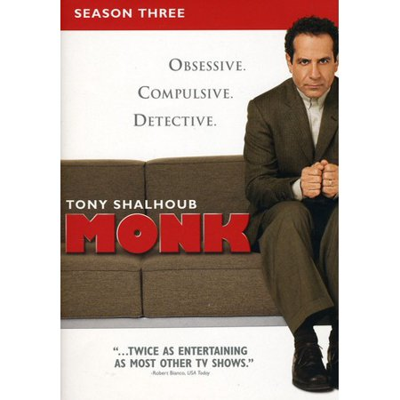 Monk  Season Three