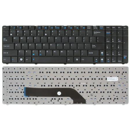 Original Brand New US Layout ASUS K50 K60 K70 F50 P50 Series laptop keyboard NEW