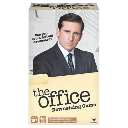 The Office TV Show Downsizing Party Quiz Game, for Teens and Adults Tea Party Match Game