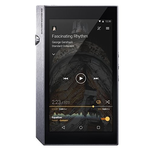 Pioneer XDP-300R-S Portable Digital Audio Player