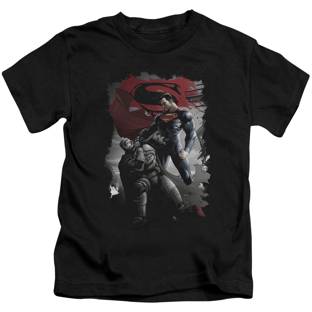 Batman Vs Superman Choke Little Boys Shirt