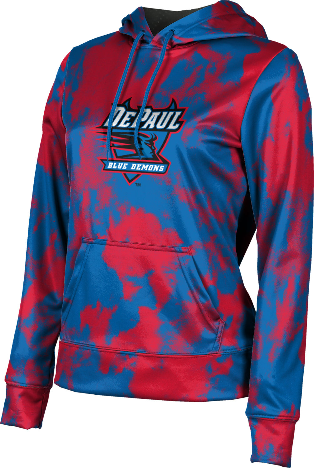 End Zone ProSphere DePaul University Girls Performance T-Shirt