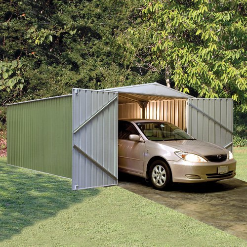 Image of ABSCO Sheds 3060HK Highlander 10 x 20 ft. Storage Shed