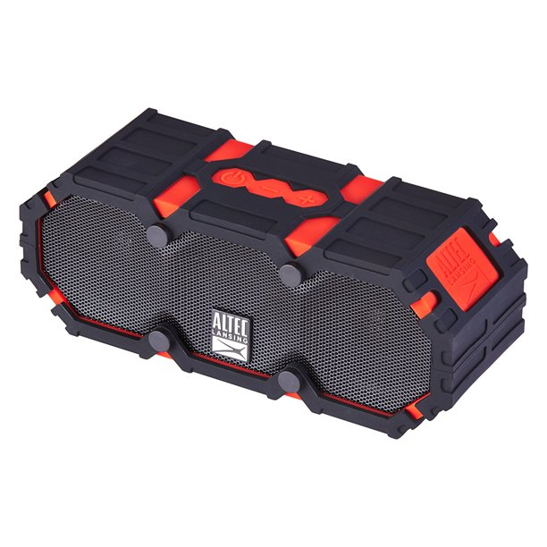 Altec Lansing IMW477-DR-TA Mini Life Jacket 2 Bluetooth Waterproof